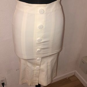 Bebe wiggle pencil skirt size 2 Gorgeous